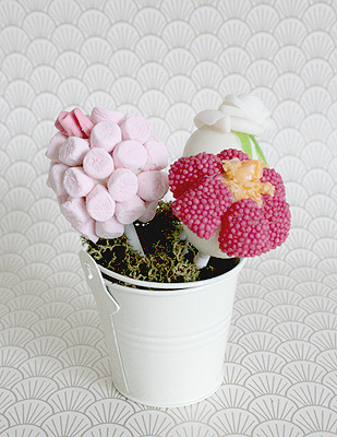 Candy Flower Bouquet