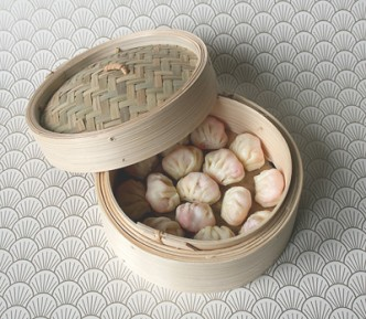 Prawn Dumpling Candies