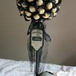 Halloween Ferrero Rocher Tree