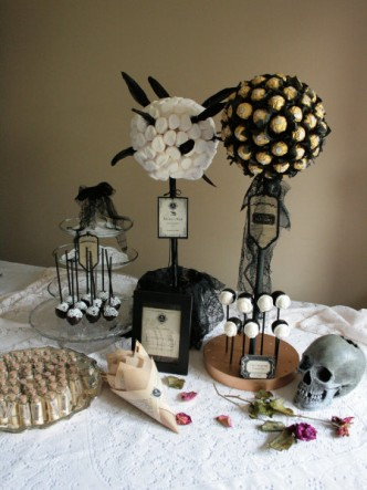 Romantic Gothic Theme